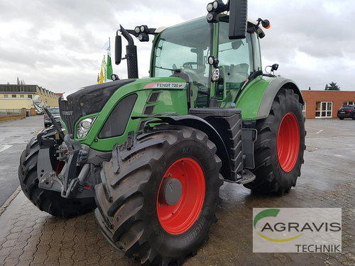 Fendt 720 Vario SCR Profi Plus Year of Build 2014 Northeim