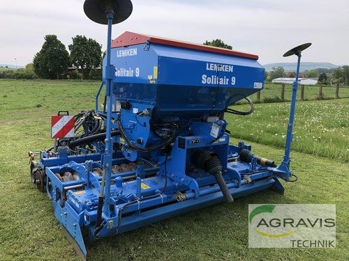 Lemken Zirkon 12/300 Year of Build 2016 Bockenem