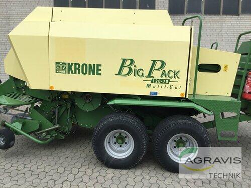 Krone BIG PACK 120-70 MC