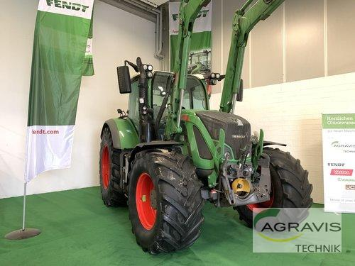 Fendt 718 Vario S4 Power Year of Build 2015 Königslutter