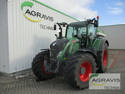 Fendt 724 Vario S4 Profi Plus Year of Build 2016 Königslutter