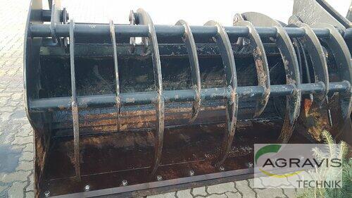 LSB Stahlbau Silagegreifschaufel