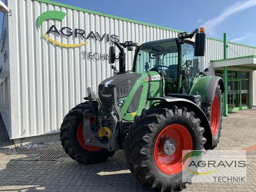 Fendt 718 Vario S4 Profi Plus Year of Build 2016 Königslutter