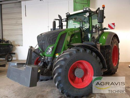 Fendt 828 Vario S4 Profi Plus Год выпуска 2017 Königslutter