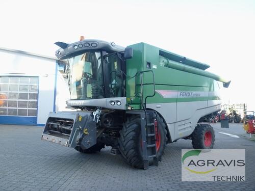 Fendt 9470 X Год выпуска 2012 Привод на 4 колеса