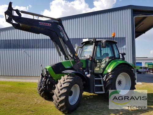Deutz-Fahr Agrotron 620 TTV Frontlader Baujahr 2012