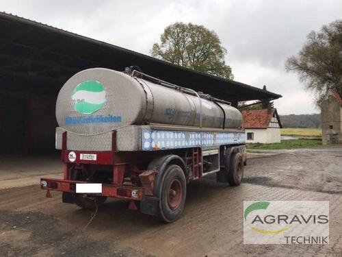 Tankwagen 12.000 L Göttingen-Rosdorf