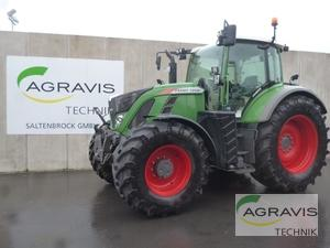 Fendt 724 VARIO S4 PROFI PLUS Изображение 0