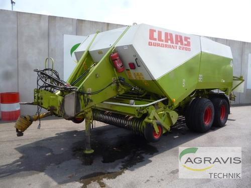 Claas QUADRANT 2200 RC TA