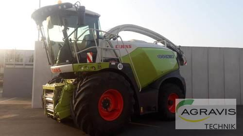 Claas Jaguar 950 Year of Build 2017 Melle-Wellingholzhausen