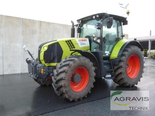 Claas Arion 650 Cmatic Рік виробництва 2017 Melle-Wellingholzhausen