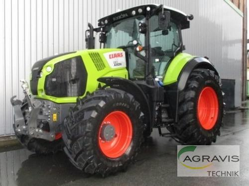 Claas Axion 810 Cmatic Year of Build 2017 Melle-Wellingholzhausen