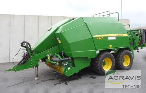 John Deere 1424 C Year of Build 2013 Melle-Wellingholzhausen