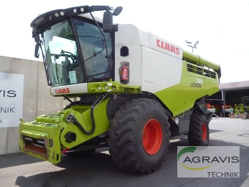 Claas Lexion 760 Year of Build 2015 Melle-Wellingholzhausen
