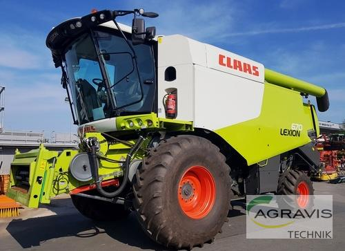 Claas Lexion 670 Montana Year of Build 2015 Melle-Wellingholzhausen