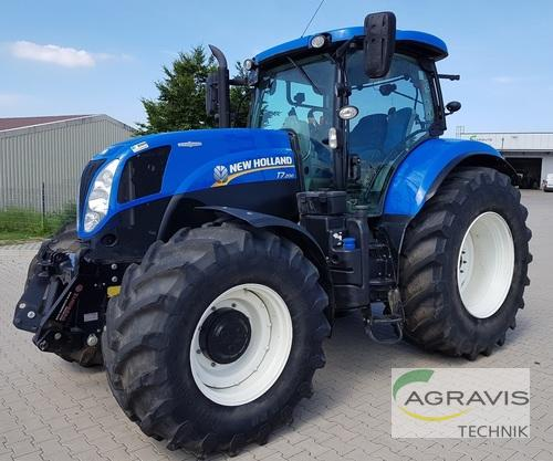 New Holland T 7.200 Auto Command Anul fabricaţiei 2015 Melle-Wellingholzhausen