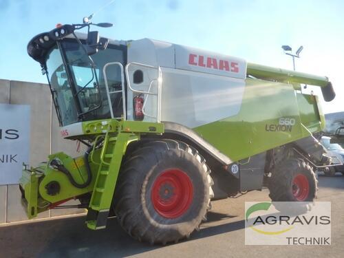 Claas Lexion 660 Baujahr 2016 Melle-Wellingholzhausen