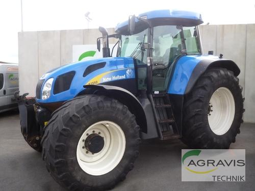 New Holland T 7550 Baujahr 2008 Melle-Wellingholzhausen