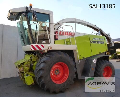 Feldhäcksler Claas - JAGUAR 870 SPEEDSTAR