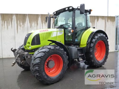 Claas Arion 640 CIS Baujahr 2008 Melle-Wellingholzhausen