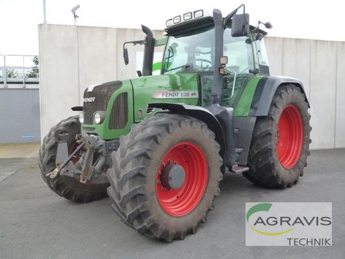 Fendt 820 Vario TMS Year of Build 2009 Melle-Wellingholzhausen