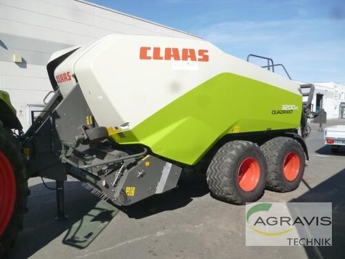 Claas QUADRANT 3200 FC T TANDEMACHSE