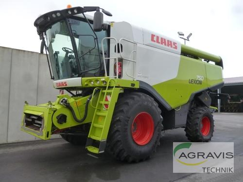 Claas Lexion 750 Year of Build 2013 Melle-Wellingholzhausen