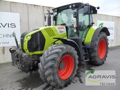 Claas Arion 650 Cebis Year of Build 2014 Melle-Wellingholzhausen