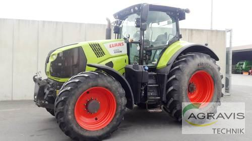 Claas Axion 830 Cebis Рік виробництва 2014 Melle-Wellingholzhausen