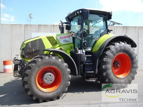 Claas Axion 830 Cmatic Année de construction 2014 Melle-Wellingholzhausen