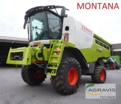 Mähdrescher Claas - LEXION 760 MONTANA