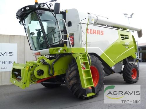 Claas Tucano 450 Montana Year of Build 2019 Melle-Wellingholzhausen