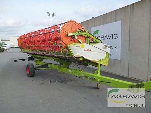 Claas V 660 AC Year of Build 2013 Melle-Wellingholzhausen