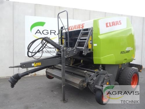 Presse Claas - ROLLANT 455 RC