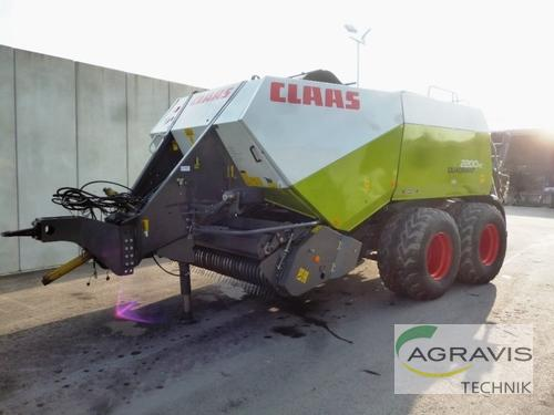 Claas QUADRANT 2200 RC ADVANTAGE TANDEMACHSE