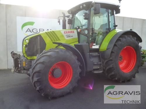 Claas Arion 650 Cmatic Årsmodell 2015 Melle-Wellingholzhausen