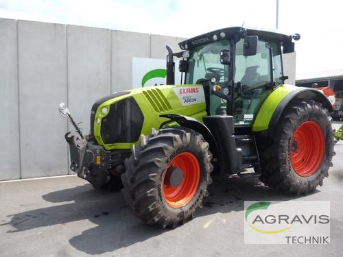 Claas Arion 650 Cmatic Baujahr 2015 Melle-Wellingholzhausen