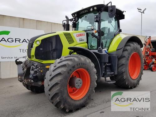 Claas Axion 870 Cmatic Bouwjaar 2016 Melle-Wellingholzhausen