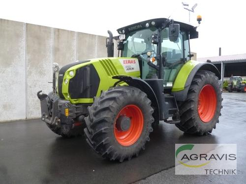 Claas Arion 650 Cmatic Рік виробництва 2016 Melle-Wellingholzhausen