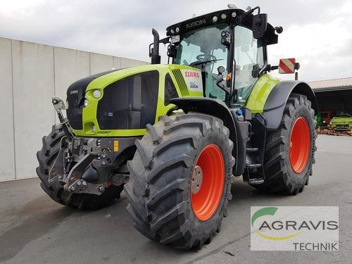 Claas Axion 950 Cmatic Årsmodell 2016 Melle-Wellingholzhausen