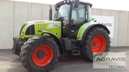 Claas Arion 640 Cebis Рік виробництва 2011 Melle-Wellingholzhausen