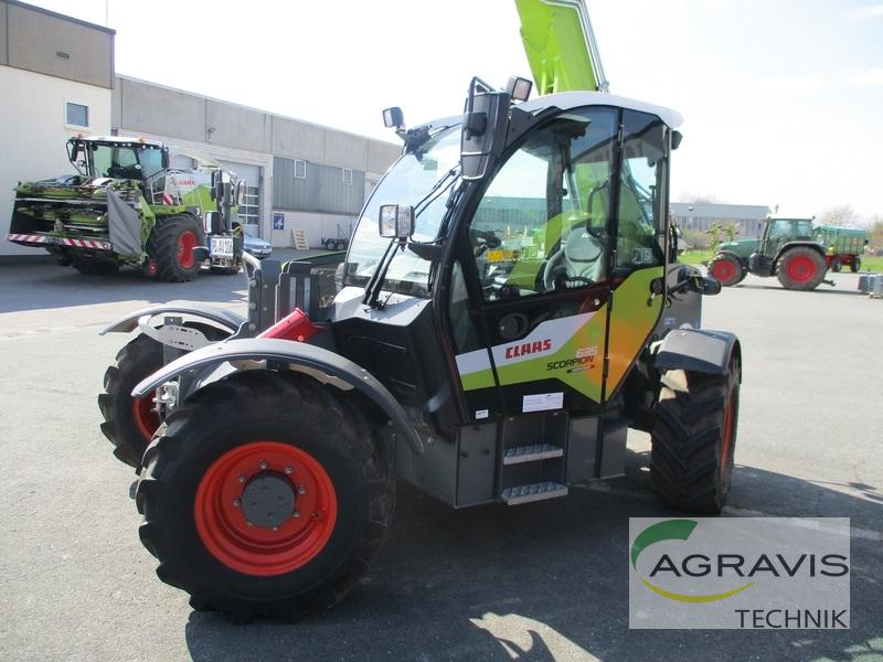 Claas SCORPION 635