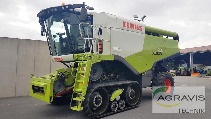 Claas LEXION 750 TERRA TRAC 4-TRAC/ ALLRAD
