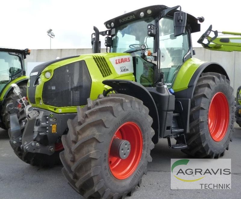 Claas AXION 870 CMATIC CIS+