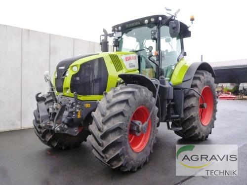 Claas Axion 870 Cmatic Byggeår 2017 Salzkotten
