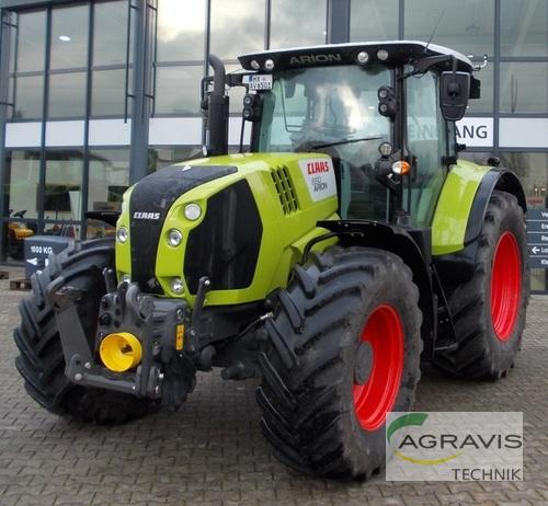 Claas Arion 650 Cmatic Bouwjaar 2017 Salzkotten