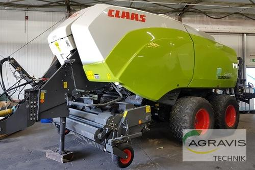 Claas Quadrant 5200 FC Year of Build 2017 Salzkotten