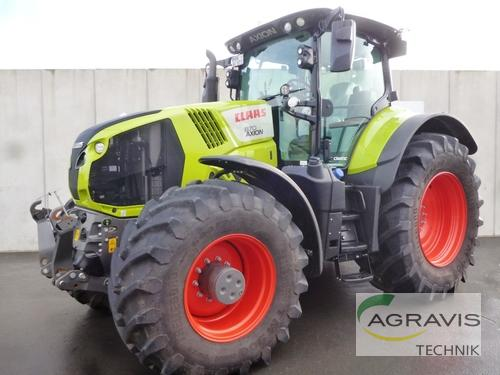 Claas Axion 870 Cmatic Byggeår 2018 Salzkotten