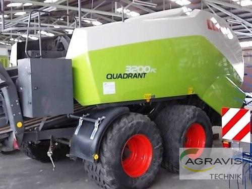 Claas Quadrant 3200 FC Year of Build 2012 Salzkotten