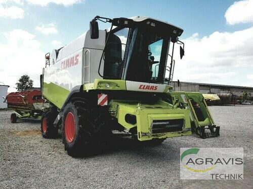 Combine Harvester Claas - LEXION 530